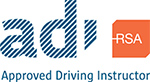 adi logo driving lessons